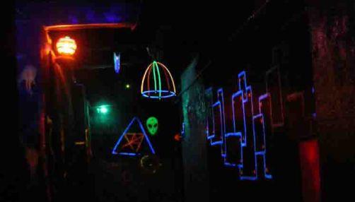 Лазер клуб
