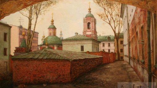 Галерея живописного искусства Московского Союза Художников
