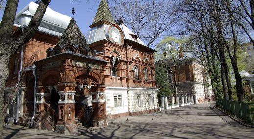 Биологический музей им. К.А. Тимирязева