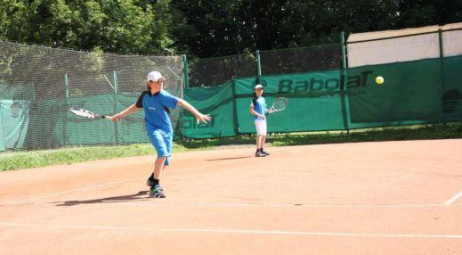 Детская международная академия тенниса Шамиля Тарпищева