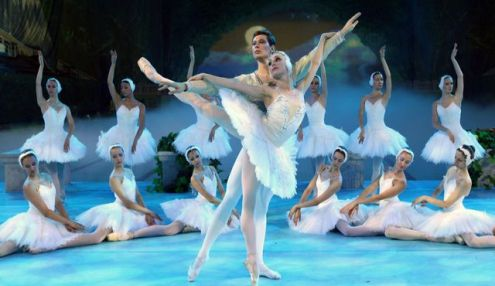 Детская хореографическая студия при Имперском Русском Балете