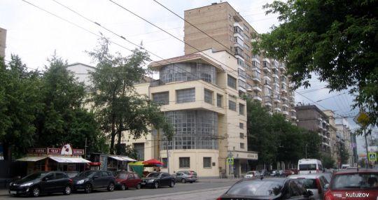 Дом Культуры им. С. М. Зуева