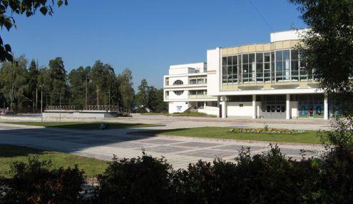 Зеленоградский дворец творчества детей и молодежи
