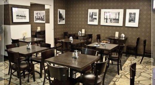 Кафе в Киноцентре на Красной Пресне
