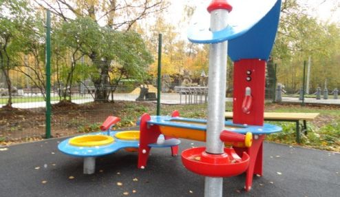 Парк Кузьминки