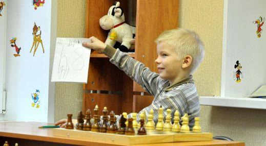 Лабиринты шахмат