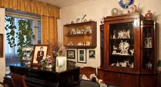 Мемориальный музей-квартира Мироновых и Менакера А.С.