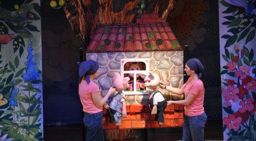 Детский театр марионеток