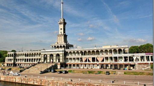 Причал Северный речной вокзал в Москве по адресу Ленинградское шоссе, 51 e26a7cc34e3