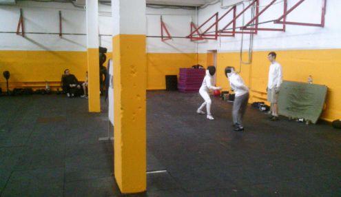 Reebok CrossFit Bayard