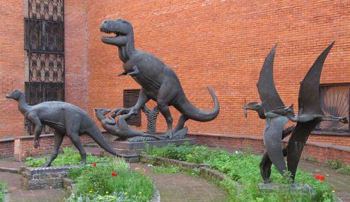 Палеонтологический музей им. Ю. А. Орлова