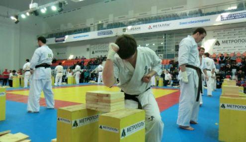 Подольская центральная школа кёкусинкай карате