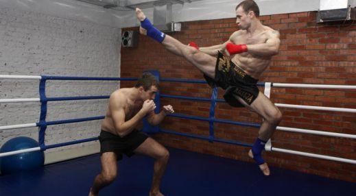 Путь боксера