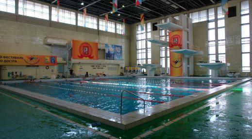 Спортивный комплекс Олимпийской деревни-80