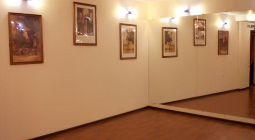 Танцевальный салон Ольги Ершовой