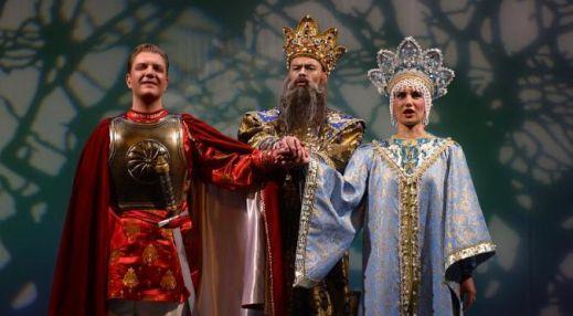 Театр центра оперного пения под руководством Галины Вишневской