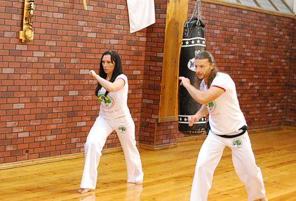 Федерация боевых искусств Москвы