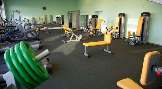 Фитнес-Холл