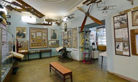 Центральный дом-музей авиации и космонавтики