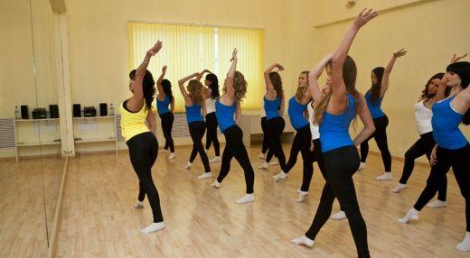 Школа танцев Виктории Харитоновой