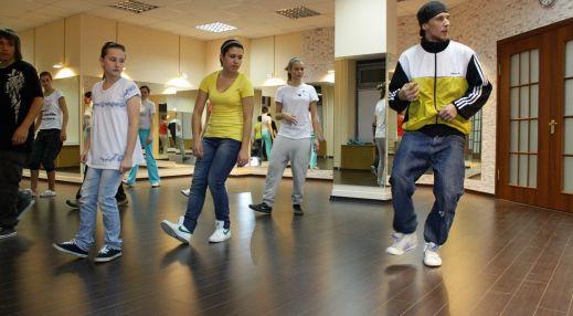 Школа танцев Евы Поляковой