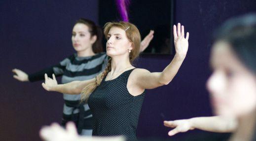 Школа танцевальной лезгинки