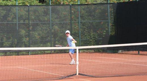 Школа тенниса Вадима Русланова