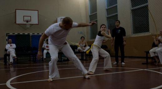 Capoeira Camara Moscow