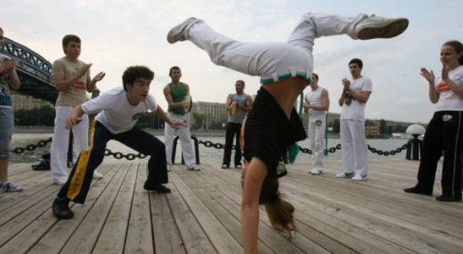 Capoeira Cordao de Ouro
