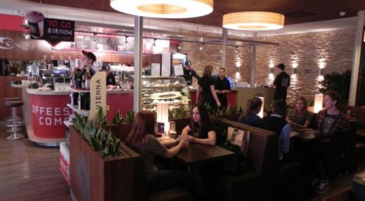 Coffeеshop Company