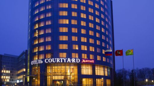 Courtyard Marriott Moscow Paveletskaya