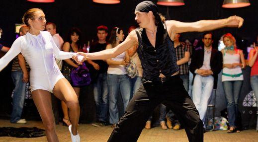Dance First