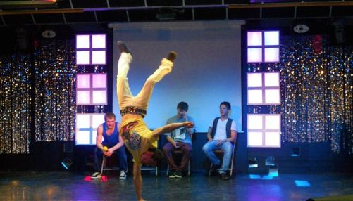 Eva-dance