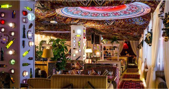 Чайхана Lounge