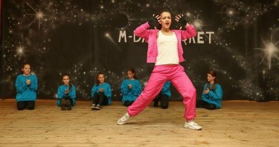M-Dance