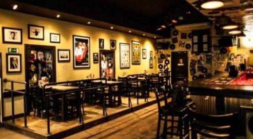 Rock'n'Roll bar