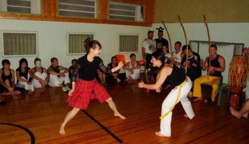 Sabotage Capoeira