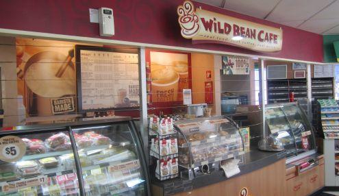 Wild bean cafe
