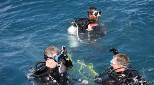 Подводный клуб МГУ