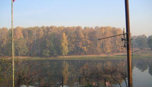 Рыбалка на Нижнем Кузьминском пруду