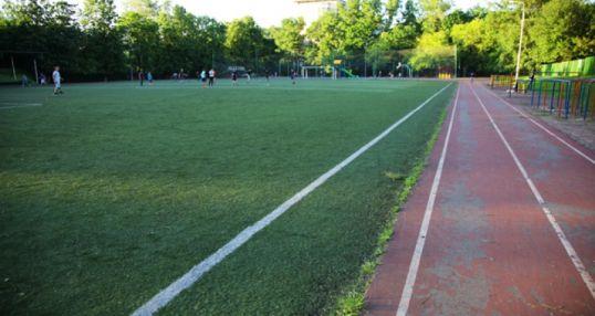 Стадион школы №119
