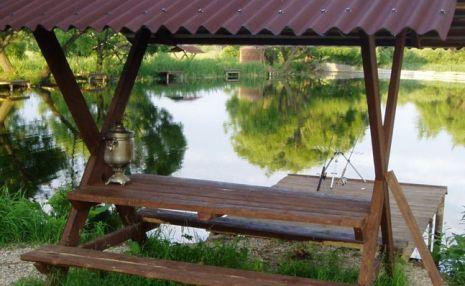 Рублевский рыболовный пруд