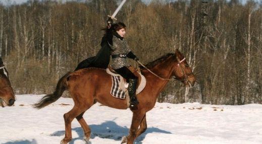 ТРЮК. Конный спорт