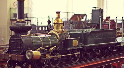 Музей железнодорожного транспорта РФ