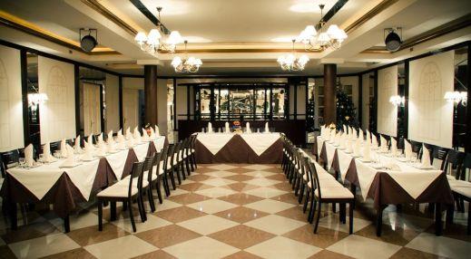 America Club. Ресторан