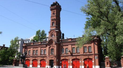 Пожарно-техническая выставка им. Б.И. Кончаева