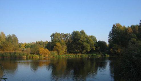 Парк культуры и отдыха г. Колпино