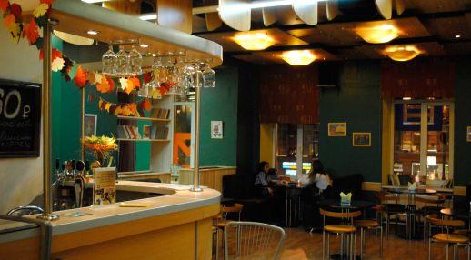 Bookcafe Cafemax