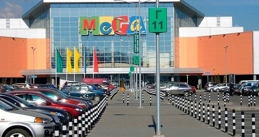 центр «МЕГА Дыбенко»