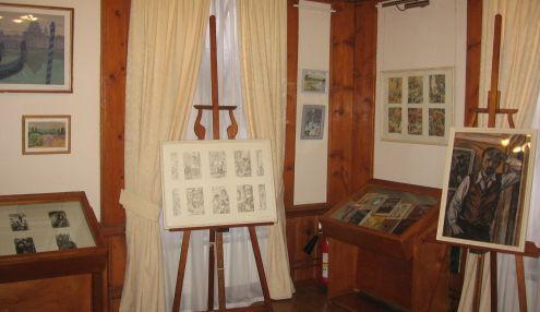 Дом-музей П.П. Чистякова